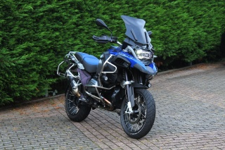 BMW-R 1200 GS Adventure